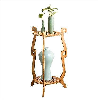 17e9c30053d89 Amazon.com : IRVING Classic Tall Plant Stand Art Flower Pot Holder ...