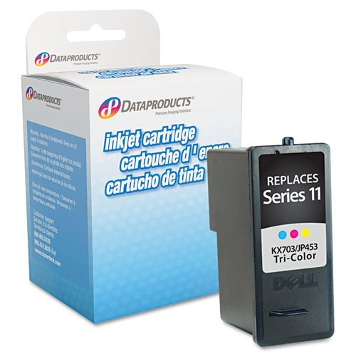 (Remanufactured JP453 (Series 11) High-Yield Ink, 375 Page-Yield, Tri-Color)