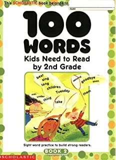 Amazon reading rescue 1 2 3 raise your childs reading level 2 100 words kids need to read by 2nd grade sight word practice to build strong fandeluxe Choice Image