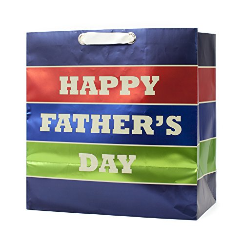 Hallmark Extra Large Father#039s Day Gift Bag Stripes