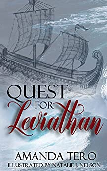 Quest for Leviathan by [Tero, Amanda]