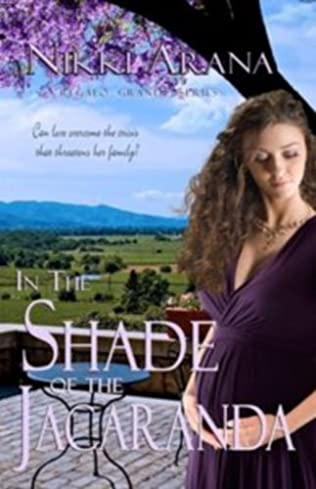 book cover of In the Shade of the Jacaranda