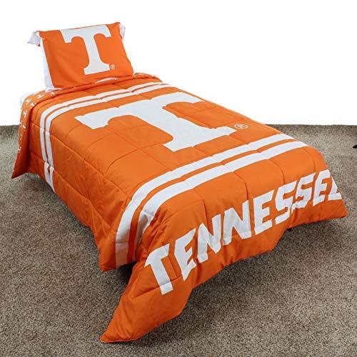College Covers Tennessee Volunteers Comforter Set Queen Team Color