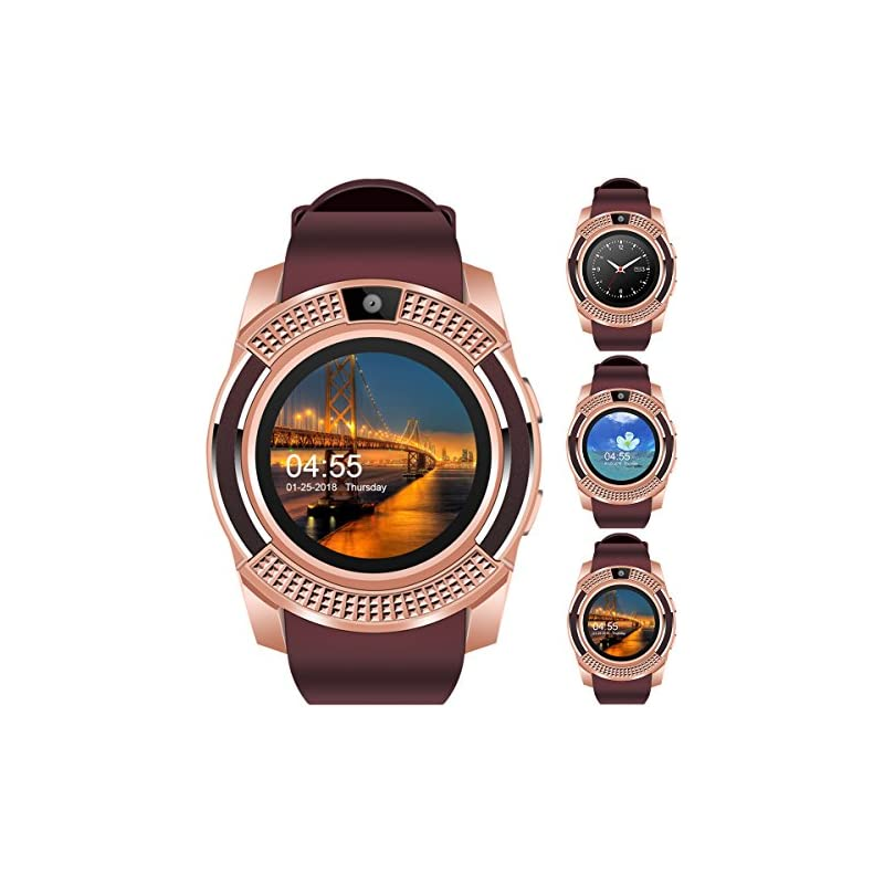 Padcod V8 Smart Watch Bluetooth with Cam