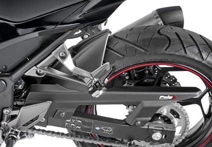 Guardabarros trasero Puig Kawasaki Ninja 300 13 - 16 negro ...