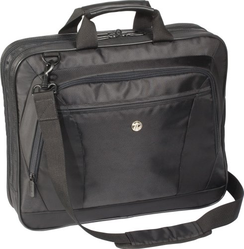 Loading Case Designed for 15.4-Inch Laptop, TAA Approved, Black (TAA-CVR400) (15.4 Inch Black Top Laptop Messenger)