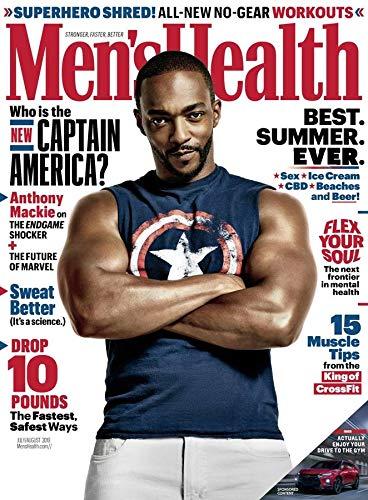 Men Health Print Magazine