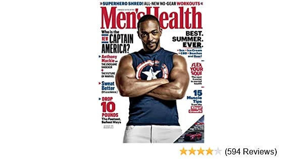 Men's Health: Amazon com: Magazines