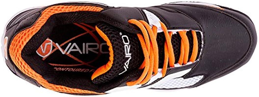 Zapatillas de pádel Vairo Tour Black/Orange (46): Amazon.es ...
