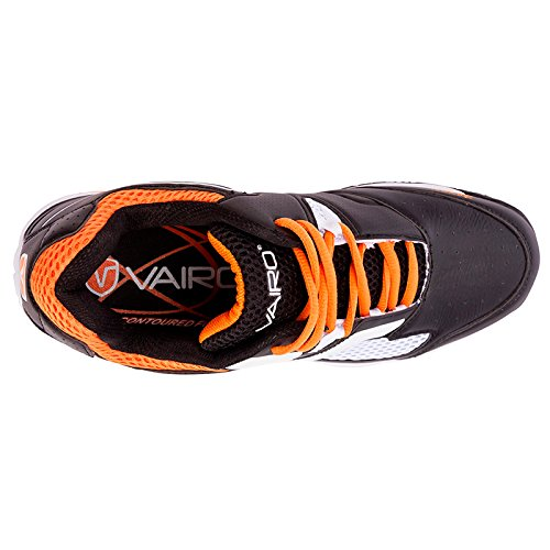 Zapatillas de pádel Vairo Tour Black / Orange (46): Amazon.es: Zapatos y complementos