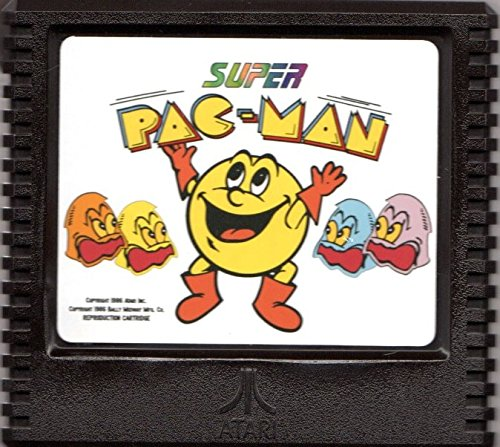 SUPER PACMAN, ATARI 5200