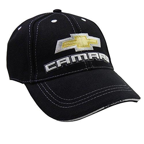 Chevrolet Camaro Black Baseball Cap Baseball Hat