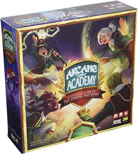 IDW Games Arcane Academy