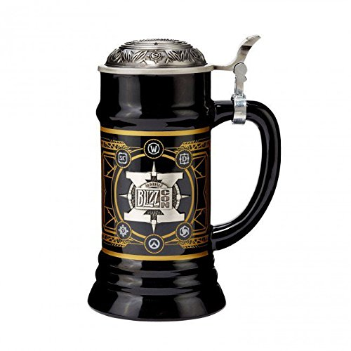 Image of Beer Mugs & Steins Blizzcon 2016 Exclusive 10 Year Anniversary Beer Stein from Blizzard Entertainment
