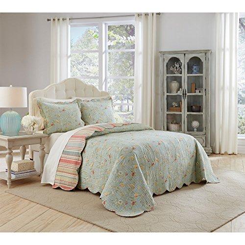 Garden Glitz 3 Piece Bedspread Collection by - Waverly Garden Bedding