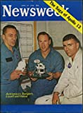 img - for Newsweek Magazine April 27, 1970 (The Saga of Apollo 13 cover and feature) (Volume LXXV, No. 17) book / textbook / text book