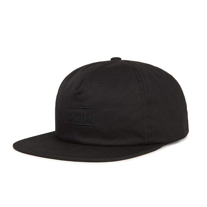 size 40 fec97 e99b4 ... new zealand brixton rift mp snapback cap black ac60a e2fdd