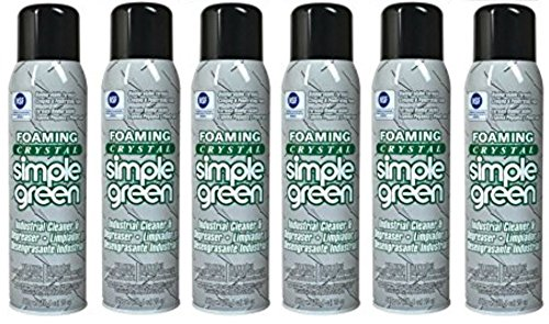 Simple Green 19010 Foaming Crystal Industrial Cleaner/Degreaser (6)