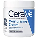 Moisturizing Cream | Body and Face Moisturizer for Dry Skin | Body Cream with Hyaluronic Acid and Ceramides | 19 Ounce (Best Choice)