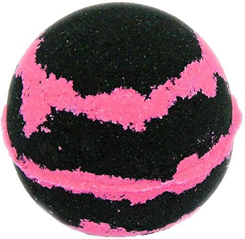 Intimate Bath and Body 5 oz Black & Pink Sugar Bath Bomb from Intimate Bath & Body