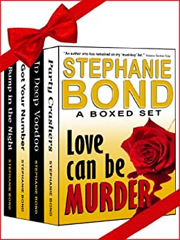 Love Can Be Murder (boxed set of humorous mysteries) by [Bond, Stephanie]