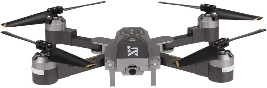 Goolsky Attop X-Pack 8 2.0MP Cámara Wifi FPV Drone Plegable Altitud Hold Posicionamiento Óptico de Flujo Quadcopter RC Juguete de Regalo: Amazon.es: Juguetes y juegos