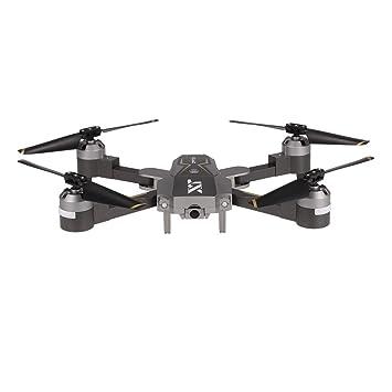 Mobiliarbus Attop X-Pack RC Drone 8 Cámara de 2.0MP WiFi FPV Drone ...