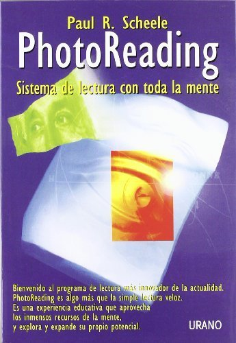 Photoreading Personal Learning Course (the Photoreading Whole Mind System, 2 Books 8 Audiocassettes in Clamshell Box)
