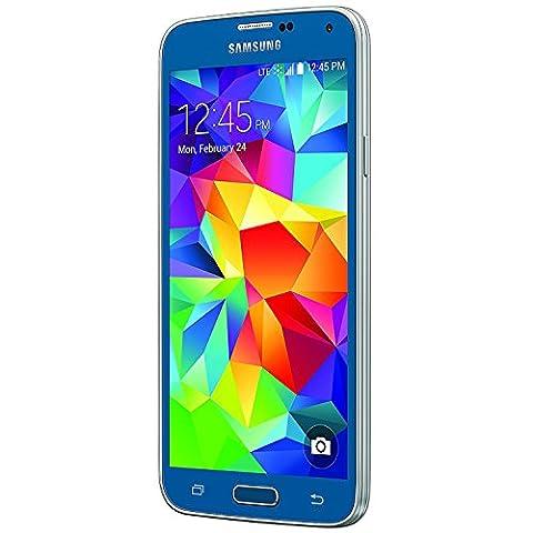 Samsung Galaxy S5 G900v 16GB Verizon Wireless CDMA Smartphone - Electric Blue (Certified (Galaxy Cdma Unlocked)