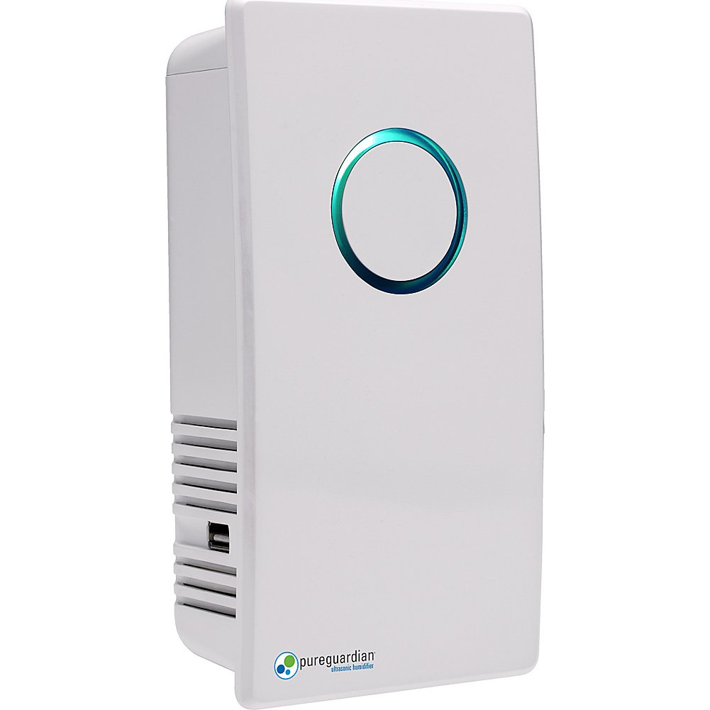 Germ Guardian Elite Pluggable UV Sanitizer and Odor Reducer (White)