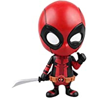 Zesta Deadpool Bobblehead One Sword Action Figure for Car Dashboard