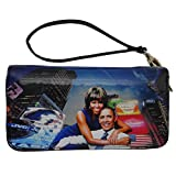 Michelle And Barack Obama In The City Style Wallet