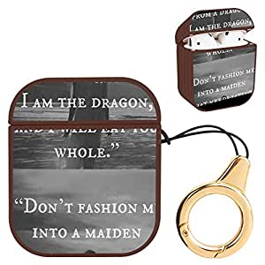 Amazon.com: Wireless Airpod Case Cool Girl Quotes