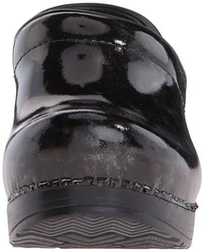Dansko Women's Professional Mule, Black Marbled Patent, 39 M EU / 8.5-9 B(M) US by Dansko (Image #4)