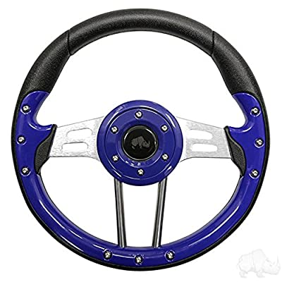 Aviator 4 Golf Cart Steering Wheel (Available in 6 Colors)