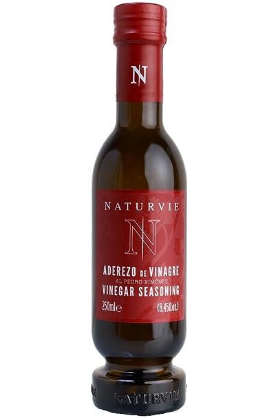 """Vinagre al Pedro Ximénez """"Naturvie"""" (250ml) - Categoría Superior - Sello"""