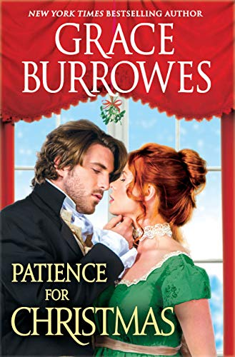 Patience for Christmas: A Holiday Novella by [Burrowes, Grace]