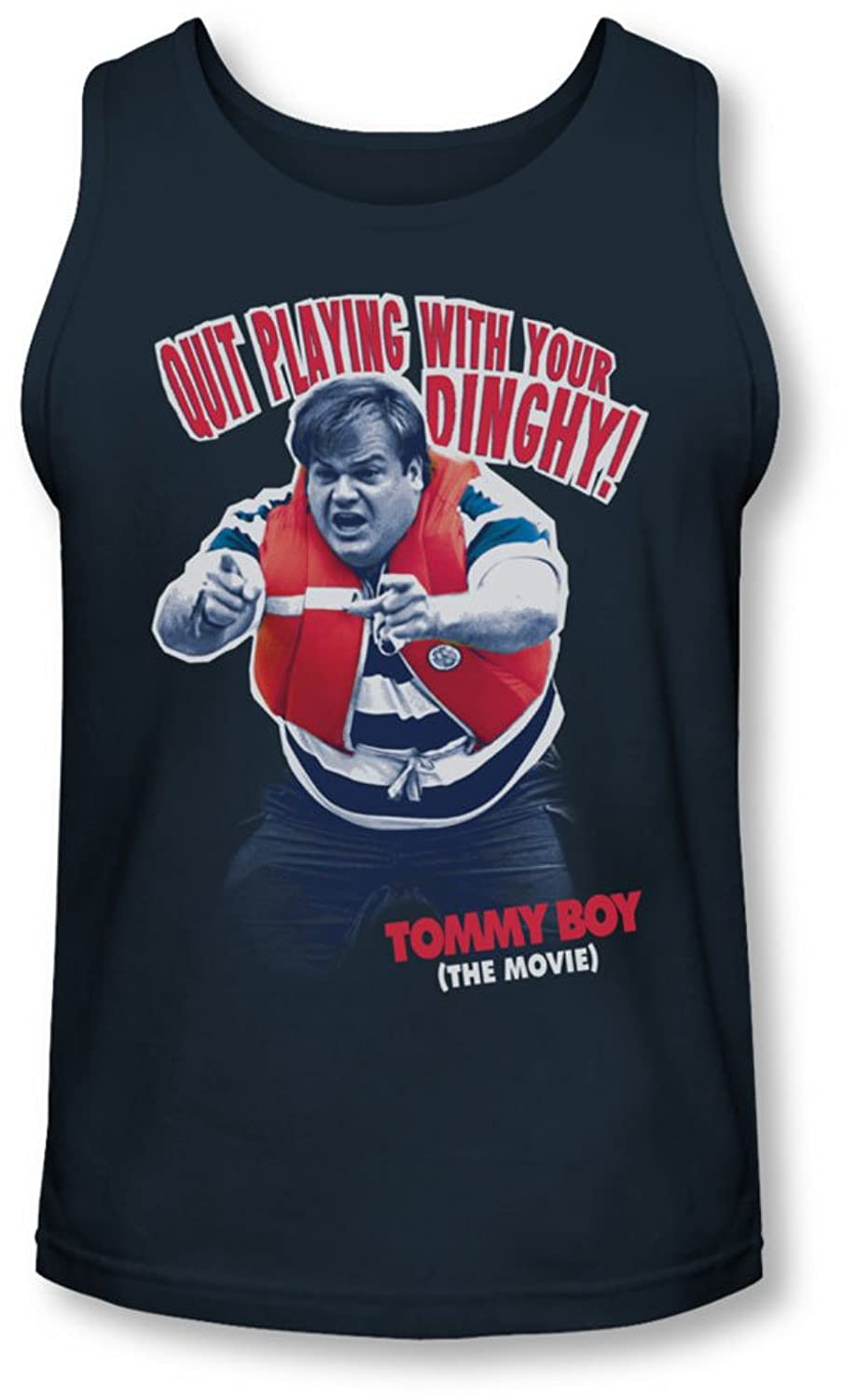 Tommy Boy - Mens Dinghy Tank-Top
