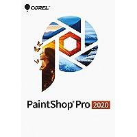 Corel PaintShop Pro 2020 - Photo Editing & Graphic Design Software [PC Download]