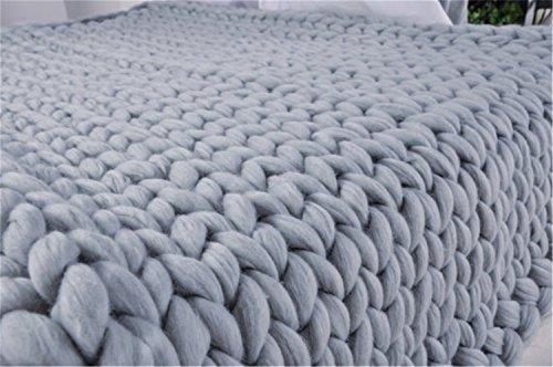 Knit Blanket - 9