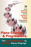 Piano Chords, Duane Shinn, 0912732687