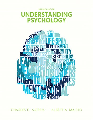 Understanding Psychology (11th Edition) -  Morris, Charles G., Professor Emeritus, Paperback