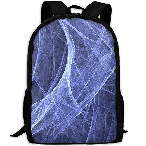 Adult Travel Hiking Laptop Backpack Light Lines School Multipurpose Durable Daypacks Zipper Bags Fashion