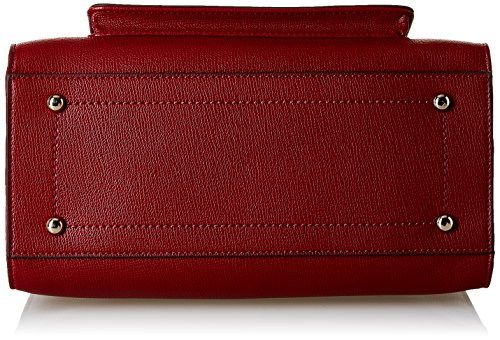 Trussardi Jeans vail tote flap red