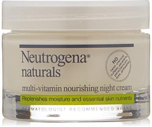 Neutrogena Naturals Nourishing Night Cream 1.7 oz (2 Pack)