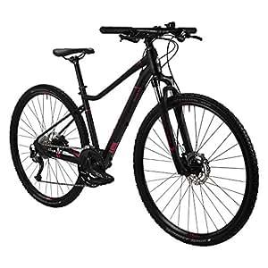 Marin San Anselmo DS3 LE Women's Sport Hybrid Bike - 2017 Performance Exclusive 20 BLACK
