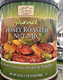 Savanna Orchards honey roasted nut mix 30 oz (pack of 6)