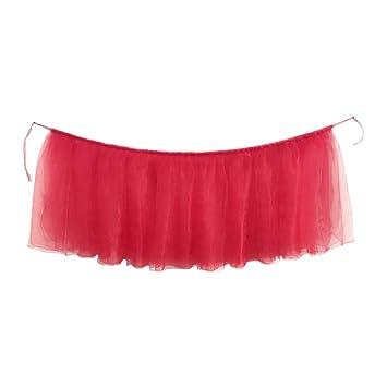 YA-Uzeun - 1 falda de mesa para cumpleaños, bodas, fiestas ...