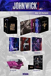 John Wick: Chapter 2 Blu-ray + Digital Download 2017 Region Free