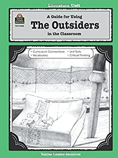 Amazon the outsiders a full lenth play in two acts a guide for using the outsiders in the classroom fandeluxe Images